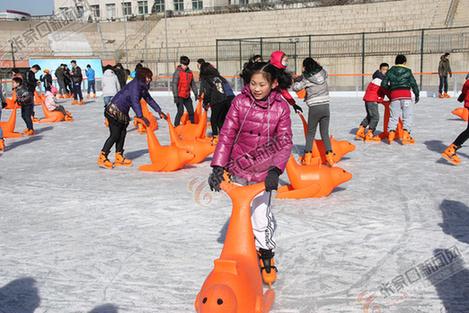宣化假日绿岛冰雪世界