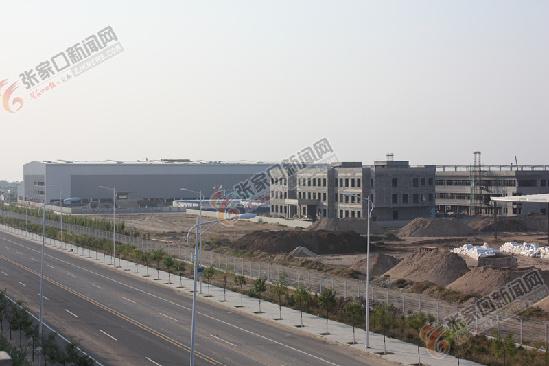 发动机项目)和浙江吉利汽车有限公司张家口分公司
